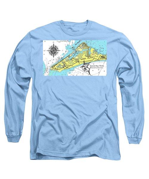 Anna Maria Island Long Sleeve T-Shirt