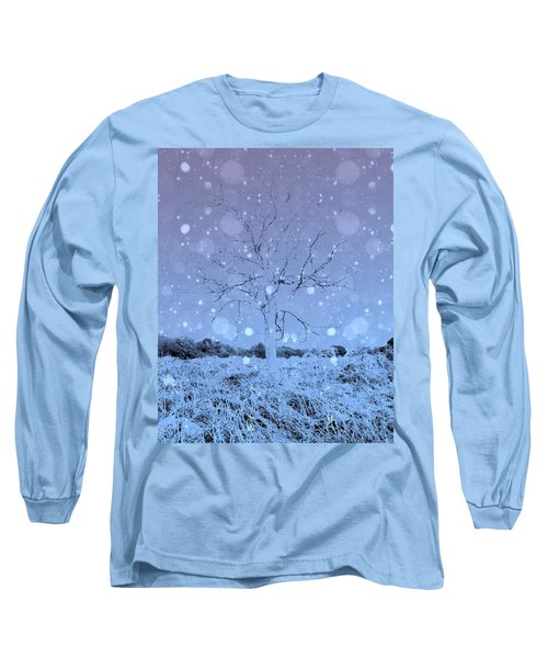 Another Dimension  Long Sleeve T-Shirt by Keith Elliott