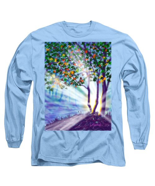 Another Lightburst Long Sleeve T-Shirt