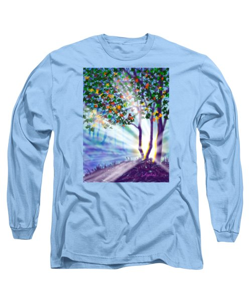 Another Lightburst Long Sleeve T-Shirt