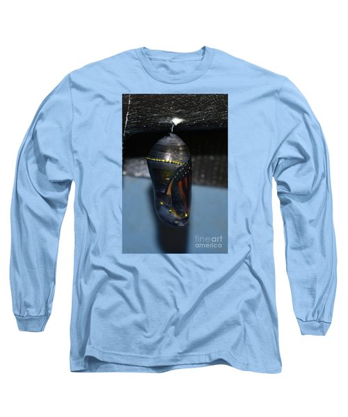 Long Sleeve T-Shirt featuring the photograph Any Moment Now by Lew Davis