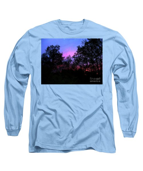 April Sunset Long Sleeve T-Shirt
