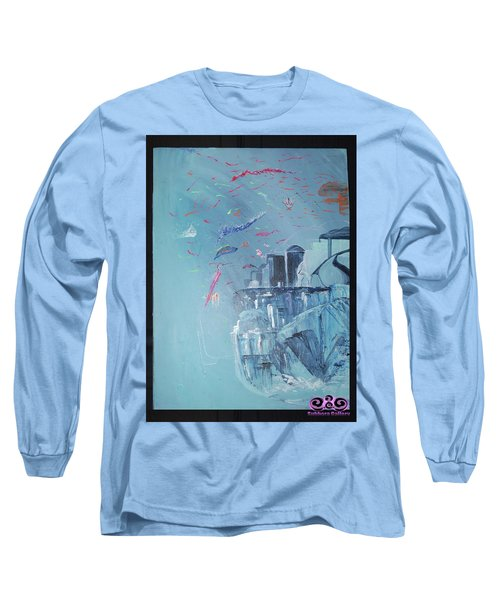Aqua Resort Long Sleeve T-Shirt