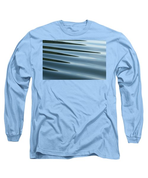 Long Sleeve T-Shirt featuring the photograph Aquarius by Cathie Douglas