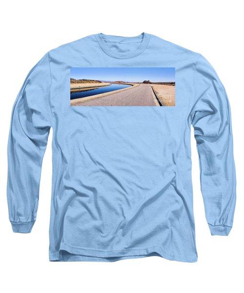 Aqueduct Sharp Turn Long Sleeve T-Shirt