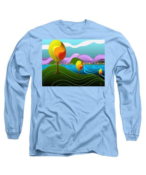 Arfordir Iv Long Sleeve T-Shirt