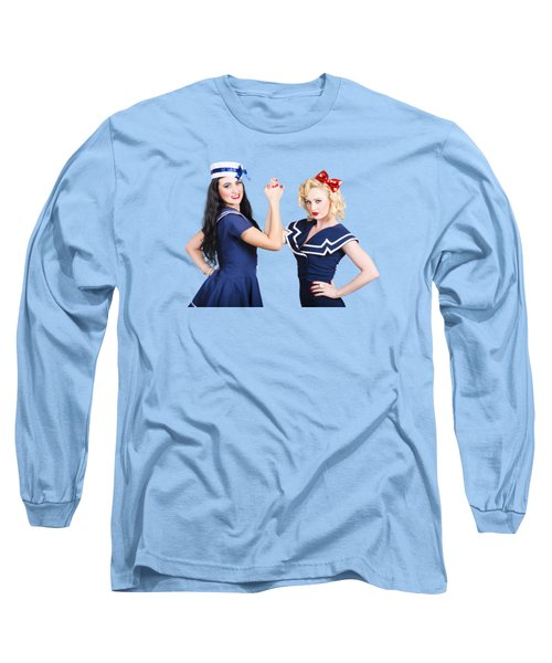 Arm Wrestling Long Sleeve T-Shirt