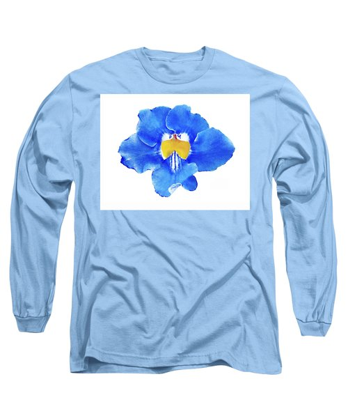 Art Blue Beauty Long Sleeve T-Shirt