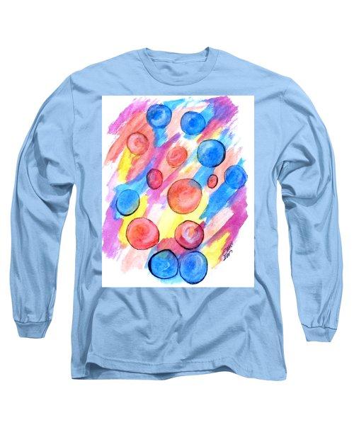 Art Doodle No. 25 Long Sleeve T-Shirt