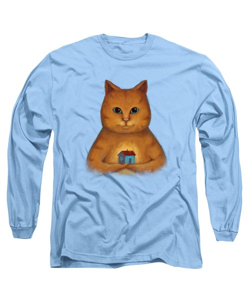 Every Cat Need A Home Long Sleeve T-Shirt