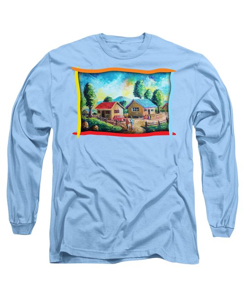 Hanging Around Long Sleeve T-Shirt