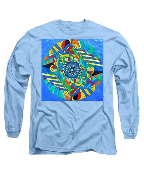 Ascended Reunion Long Sleeve T-Shirt