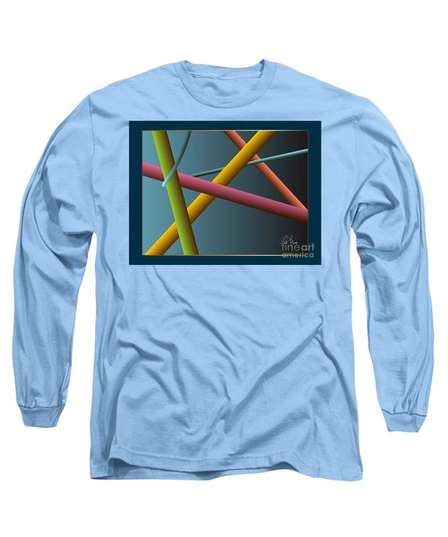 Assumption Long Sleeve T-Shirt by Leo Symon