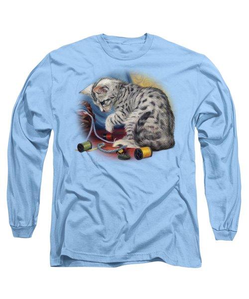 At Play Long Sleeve T-Shirt