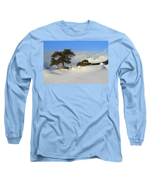 At The Peak Long Sleeve T-Shirt