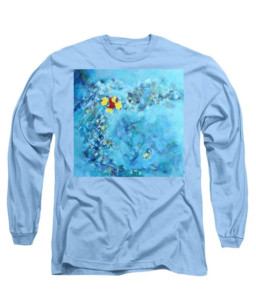 Atlantis Rising Long Sleeve T-Shirt