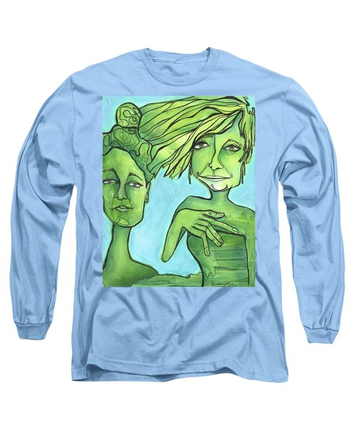 Attachment Theory Long Sleeve T-Shirt