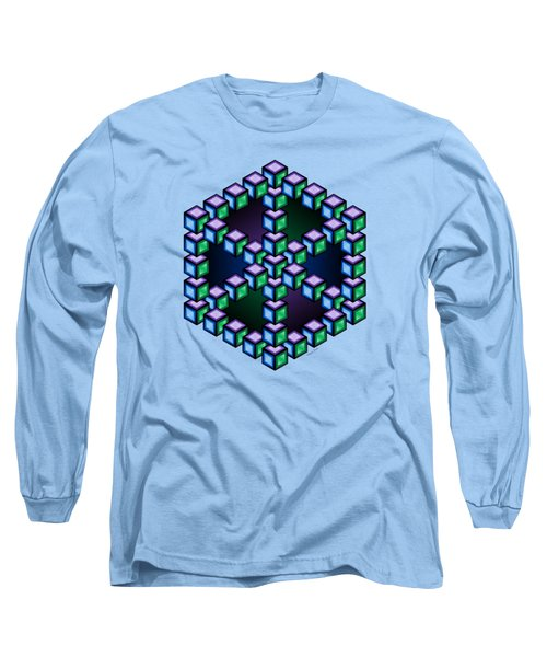 Aurelia Cube Long Sleeve T-Shirt