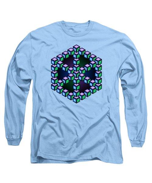 Aurelia Cube Long Sleeve T-Shirt
