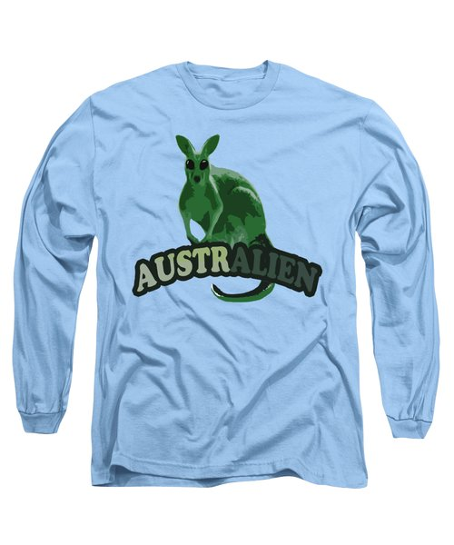 Australian Long Sleeve T-Shirt