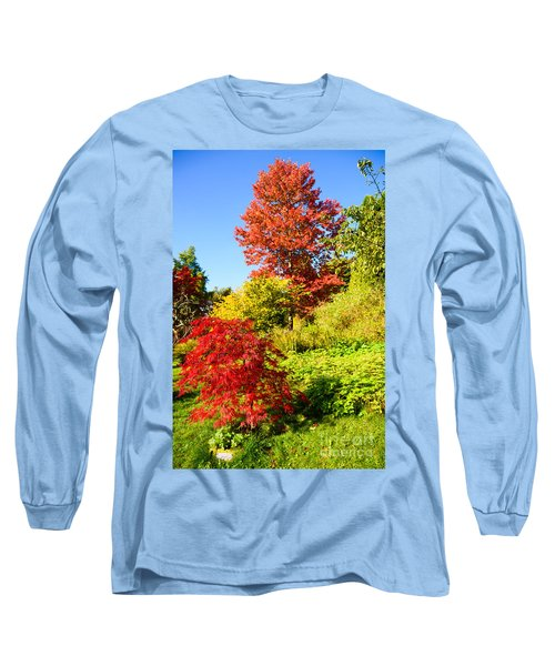 Autumn Colours Long Sleeve T-Shirt by Colin Rayner