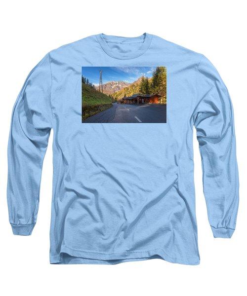 Autumn In Slovenia Long Sleeve T-Shirt by Robert Krajnc