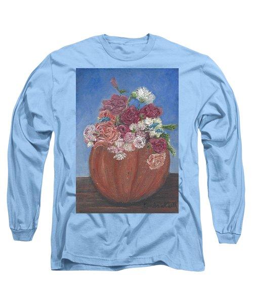 Autumn Petals Long Sleeve T-Shirt