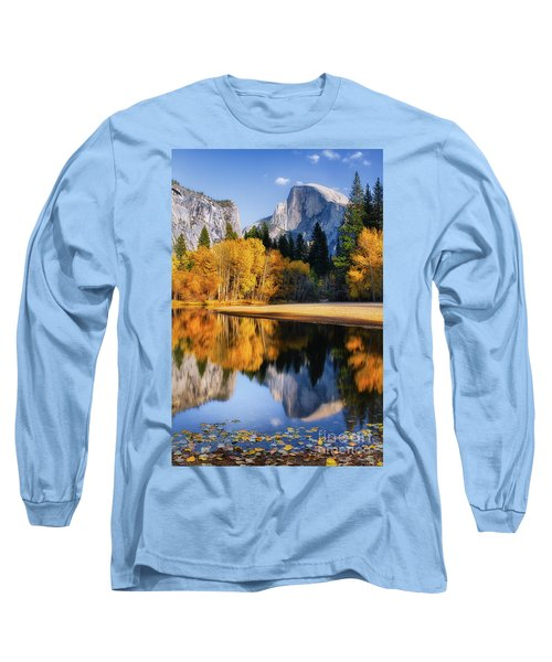 Autumn Reflections Long Sleeve T-Shirt