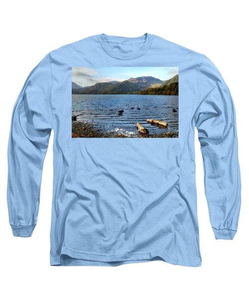 Autumn Ullswater  Long Sleeve T-Shirt