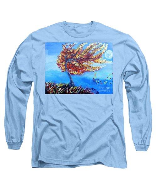 Autumn Whisper Long Sleeve T-Shirt