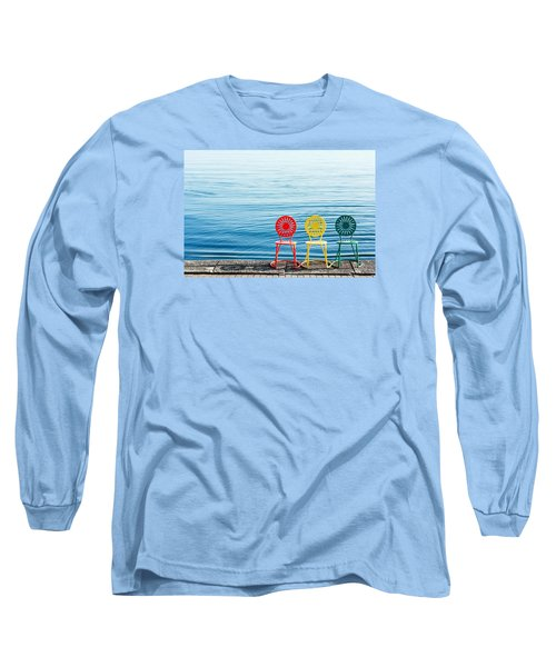 Available Seats Long Sleeve T-Shirt