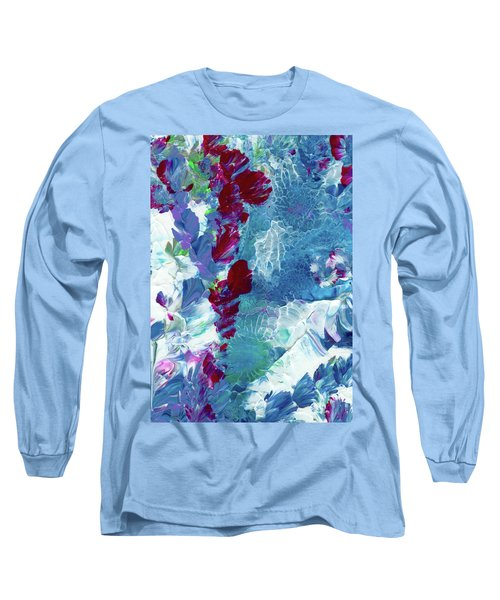 Avalanche Alaska #2 Long Sleeve T-Shirt