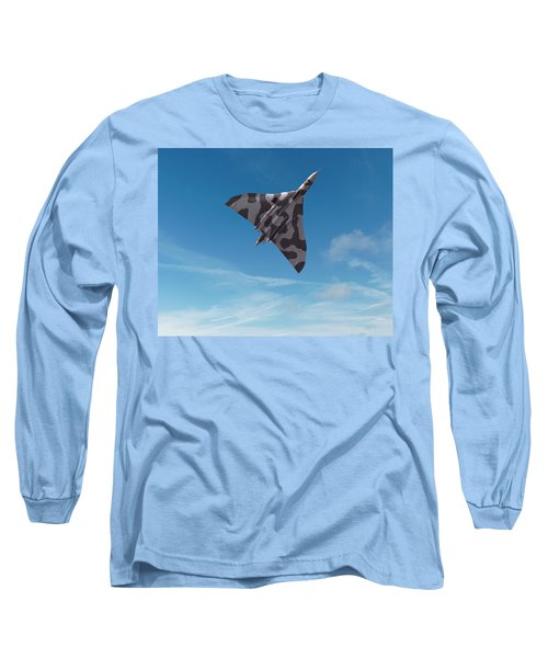 Avro Vulcan -1 Long Sleeve T-Shirt