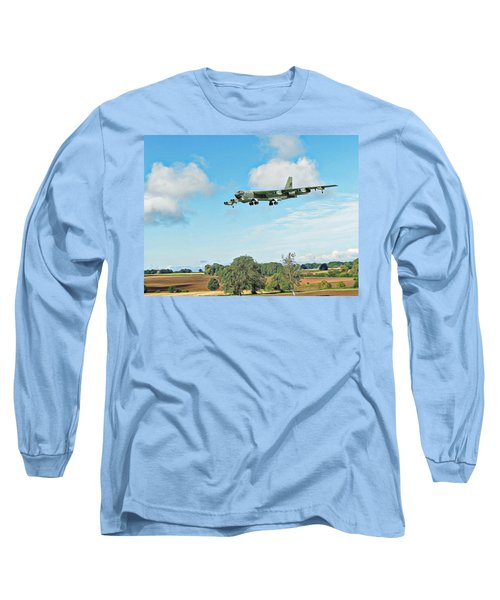 B52 Stratofortress -2 Long Sleeve T-Shirt
