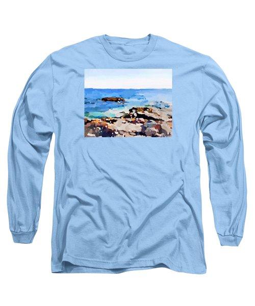 Back Shore, Gloucester, Ma Long Sleeve T-Shirt