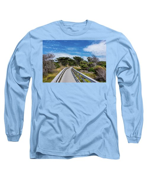 Back To The Grounds Long Sleeve T-Shirt