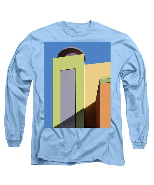 Back To The Market Long Sleeve T-Shirt by Nikolyn McDonald