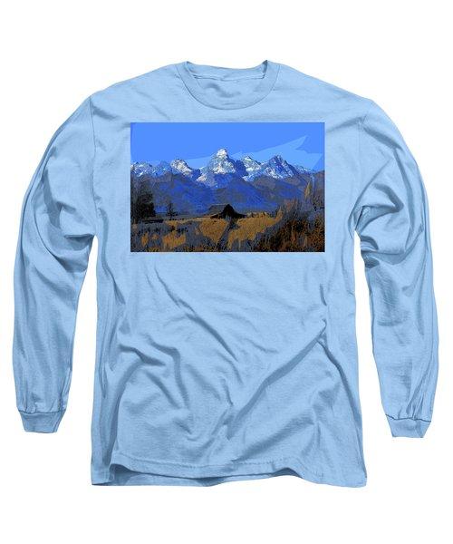 Backdrop Long Sleeve T-Shirt