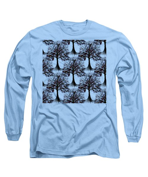 Background Choice Orchard 2 Long Sleeve T-Shirt