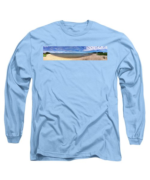 Backwater Bay Pano Long Sleeve T-Shirt