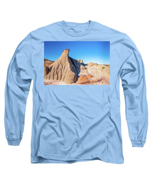 Badlands Formations Long Sleeve T-Shirt