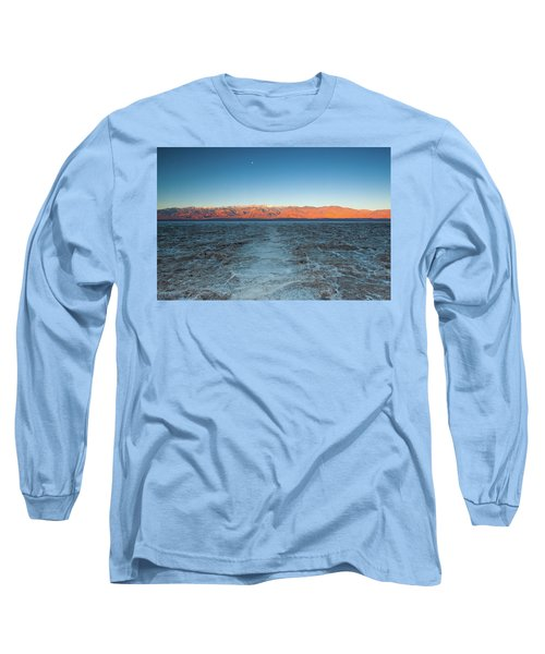 Badwater  Long Sleeve T-Shirt by Catherine Lau