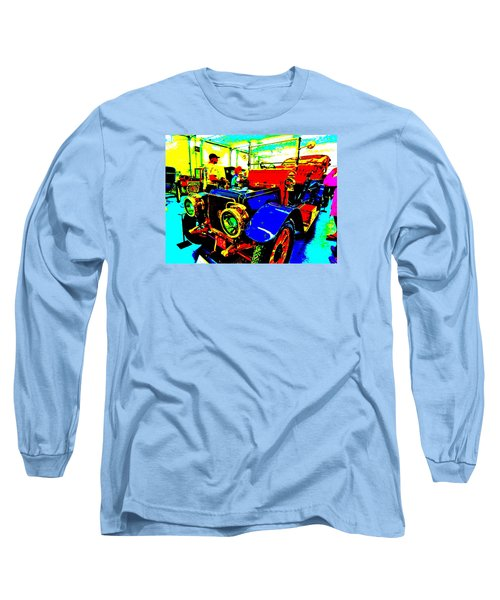 Bahre Car Show II 1 Long Sleeve T-Shirt