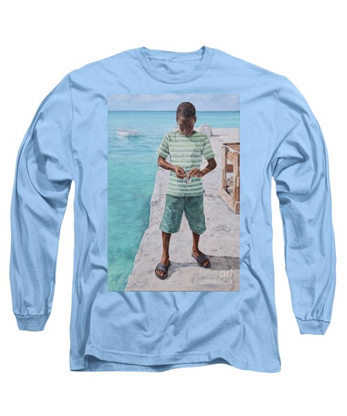 Baiting Up Long Sleeve T-Shirt