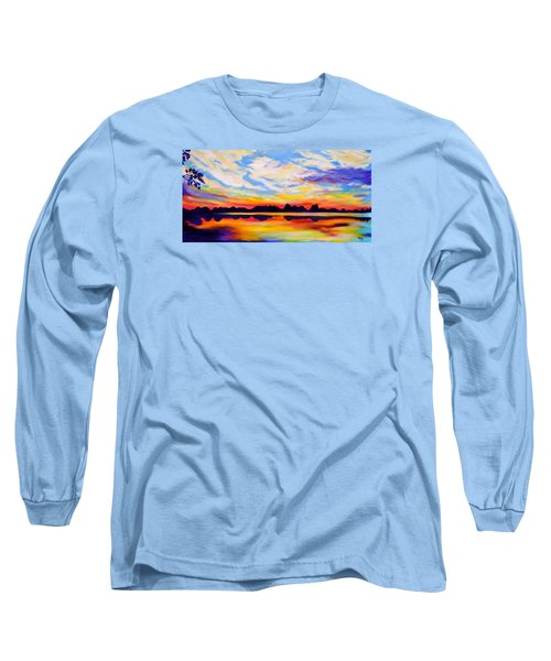 Baker's Sunset Long Sleeve T-Shirt