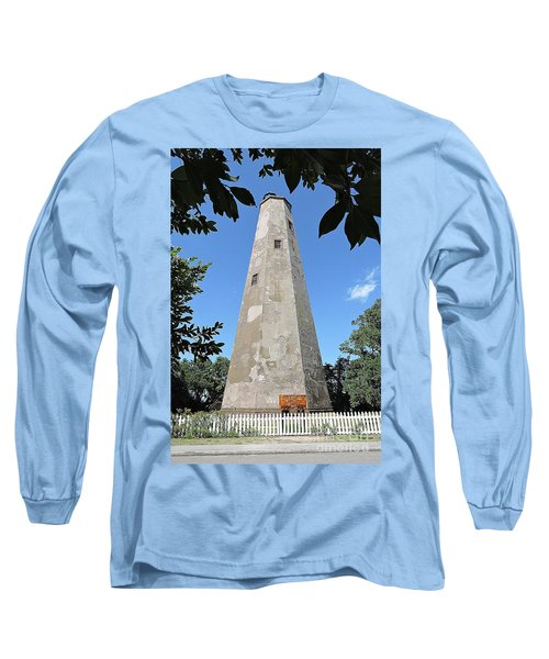 Bald Head Island Lighthouse Long Sleeve T-Shirt