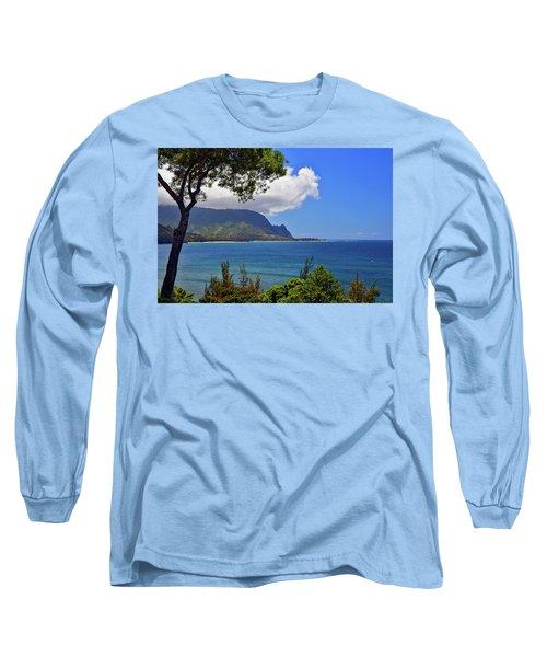 Bali Hai Hawaii Long Sleeve T-Shirt