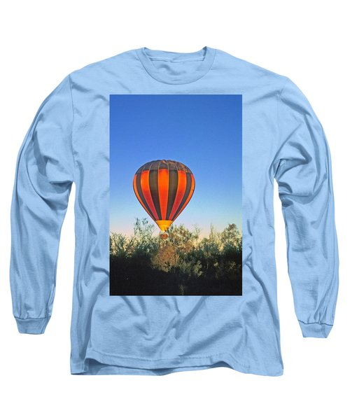 Balloon Launch Long Sleeve T-Shirt