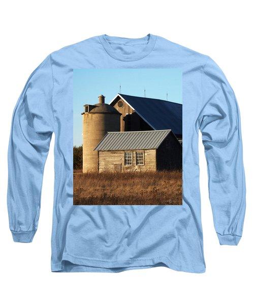 Barn At 57 And Q Long Sleeve T-Shirt