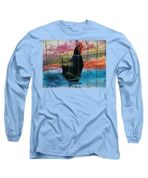 Barnyard Hero #3 Long Sleeve T-Shirt